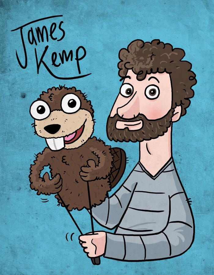 James Kemp Puppets